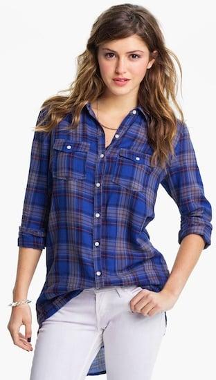 rubbish-plaid-shirt-tunic