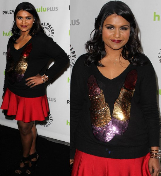 'The-Mindy- Project'-at- PaleyFest-2013- held-at-The- Saban-Theatre- Featuring-Mindy- Kaling-Where-Los-Angeles-CA-08-Mar-2013-FayesVisionWENN.com