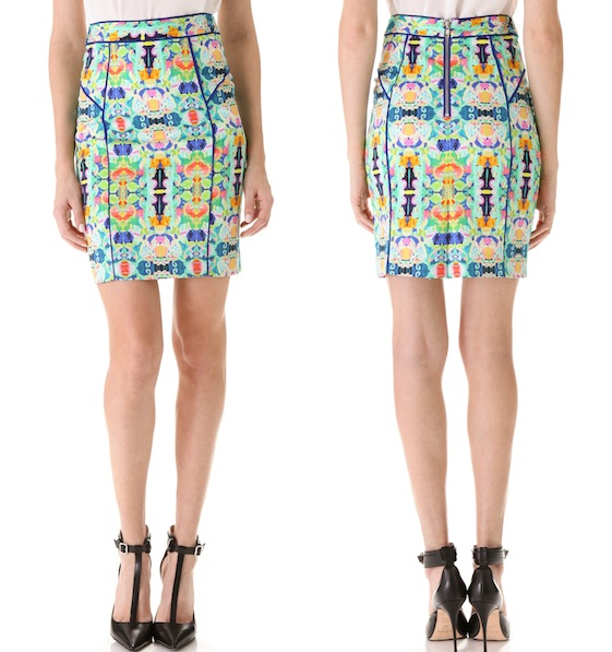milly-piped-pencil-skirt