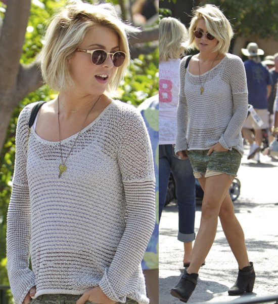 Julianne-Hough- spends-the- afternoon-at- Disneyland-with- her-family-May-16