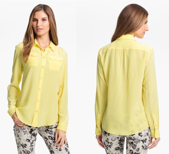 Weekend Max Mara Udito Silk Shirt