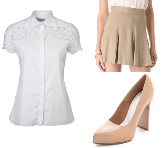 Isla Fisher Inspired Outfit1